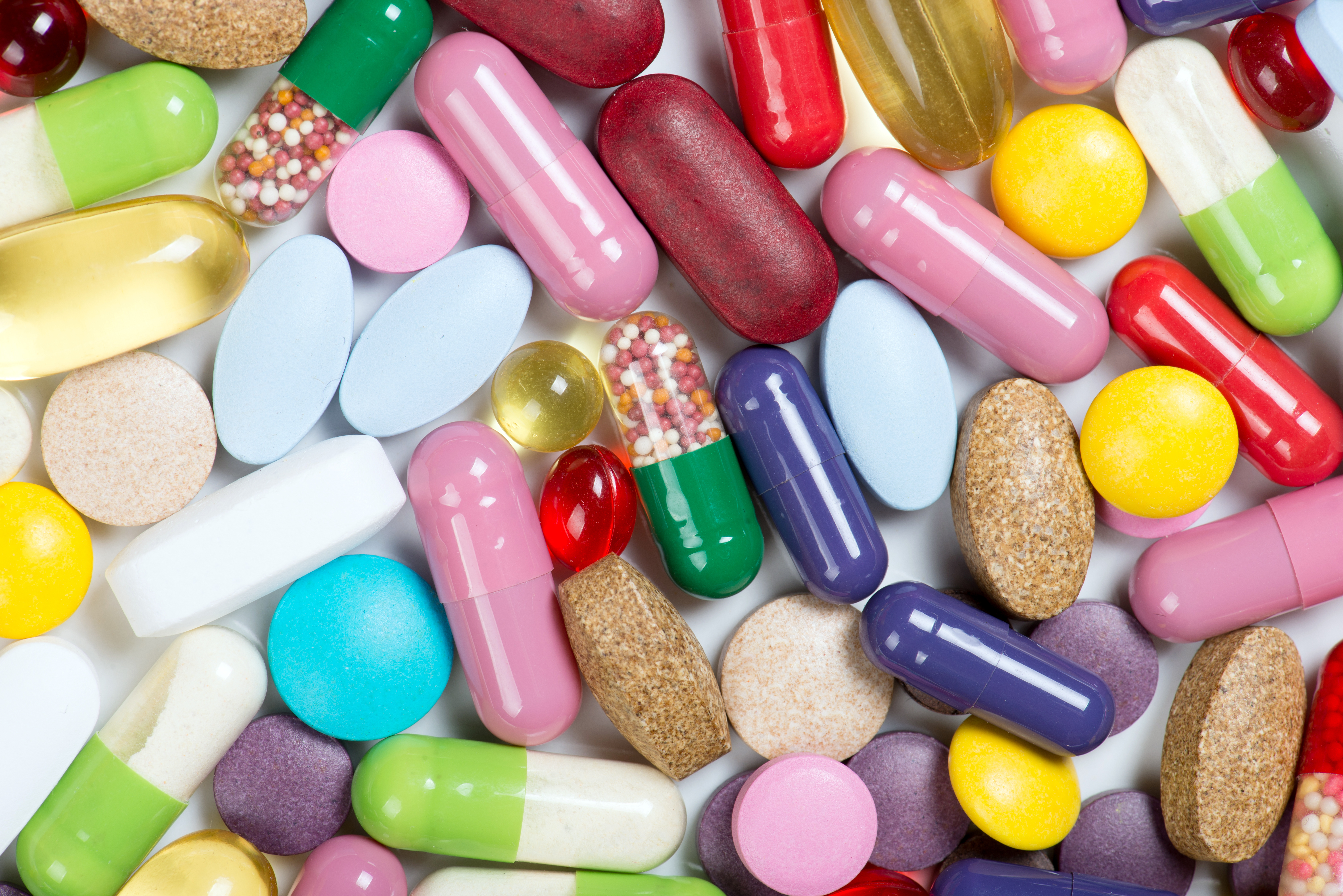 Pharma_Coloured Tablets_High Res