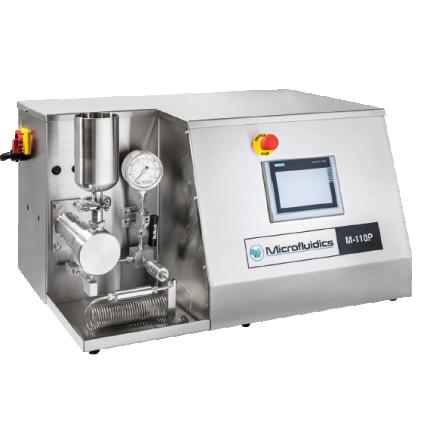 M-110 Microfluidizer® Processor