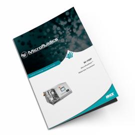 M110P Microfluidizer® processor