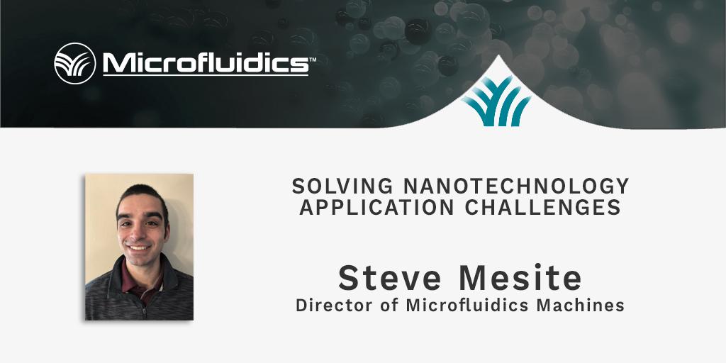 Steve Mesite Microfluidics