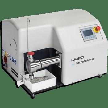 LM20 High Shear Fluid Processor
